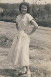 Betty Ann New, 16 years old
