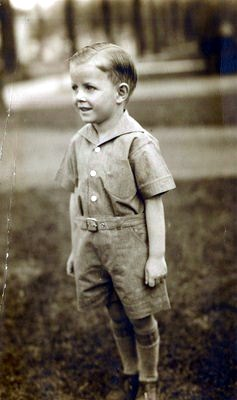 3 years old, Hillsdale, Michigan
