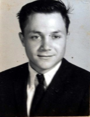 High School graduation picture from Farm Life High School in 1968
