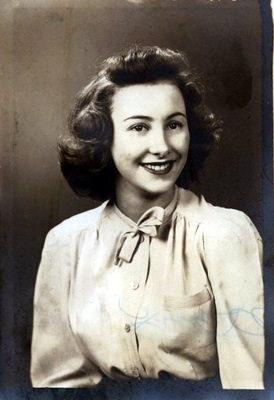 Betty Jane Allen photos