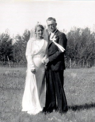 Wedding Day July 18, 1937