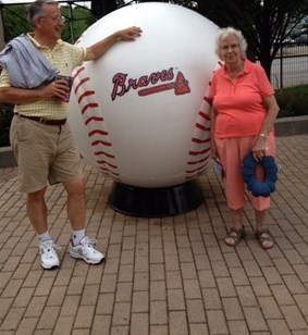 Turner Field - July 13, 2013