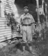 Jim Ayers (Dan's Dad) made circa 1916 in Warrensburg
